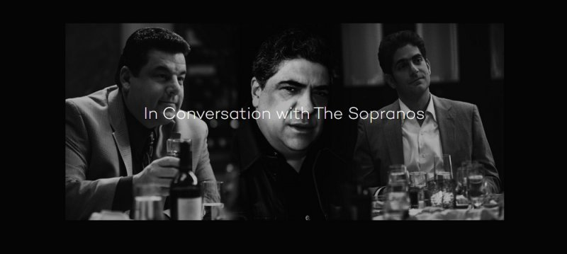 In Conversation with the cast of The Sopranos - Horizons