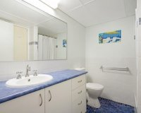 Example of a Standard Two Bedroom Apartment Bathroom