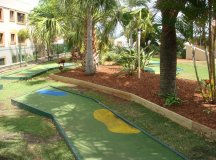 8 Hole Mini Golf Course