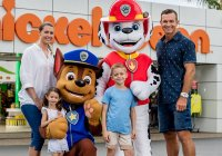 Paw Patrol Photo from SeaWorld AU